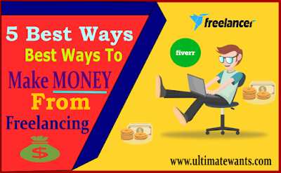 How to earn money from freelancing