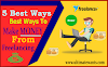 5 Best ways to make money from Freelancing