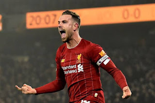 FWA award: Henderson in tears after Klopp's moving message