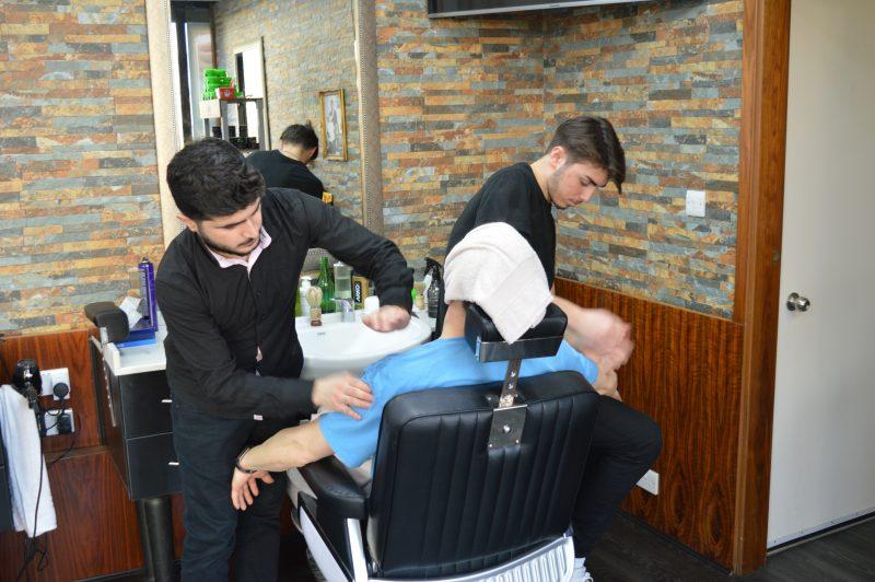 barber chop in bishops stortford