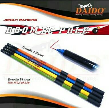 Joran Tegek Daido Boomer BC 450