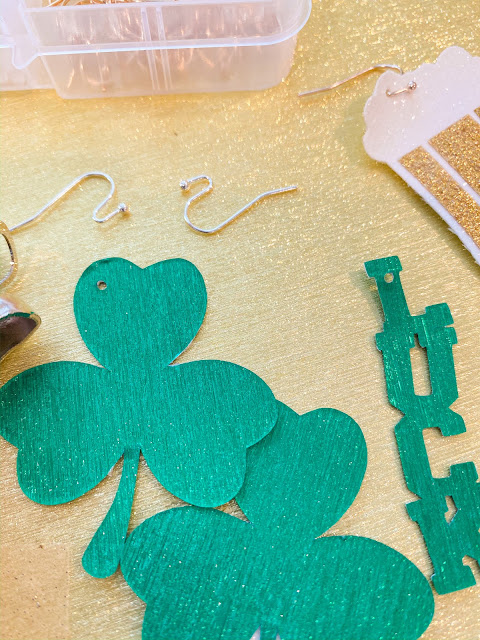 Earring SVG designs, auto blade, ratchet blade, faux leather earrings, Faux Leather earring templates