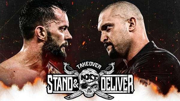 عرض WWE NXT TakeOver: Stand & Deliver Night 2 كامل 2021 الليلة الثانية والاخيرة