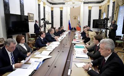 vladimir putin, russian government