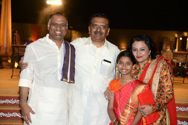 PVP-daughter-half-saree-function1
