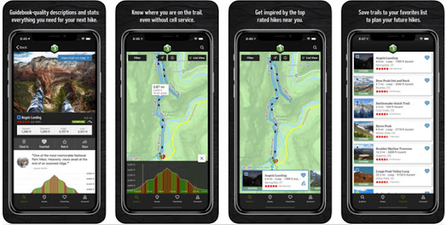 مشروع المشي - أفضل تطبيقات المشي لمسافات طويلة