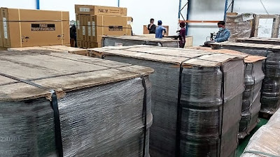 Jasa Forwarder Import LCL From Chinna To Indonesia