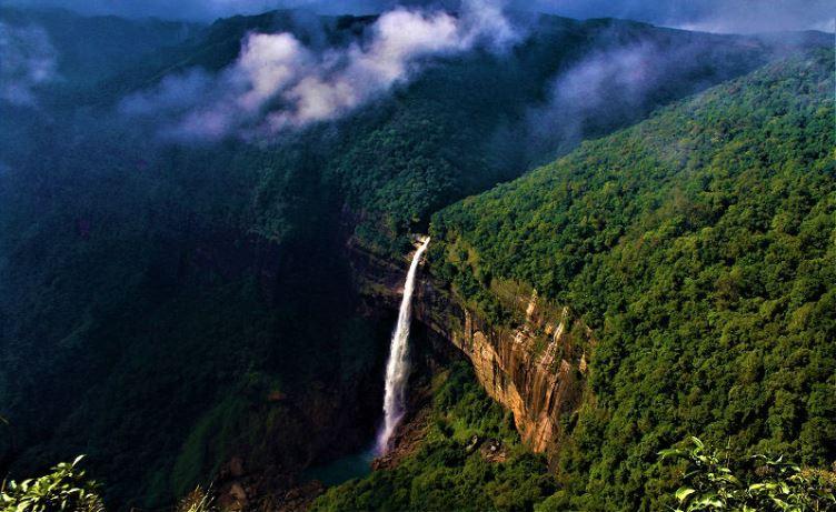 Cherrapunji visit in Monsoon