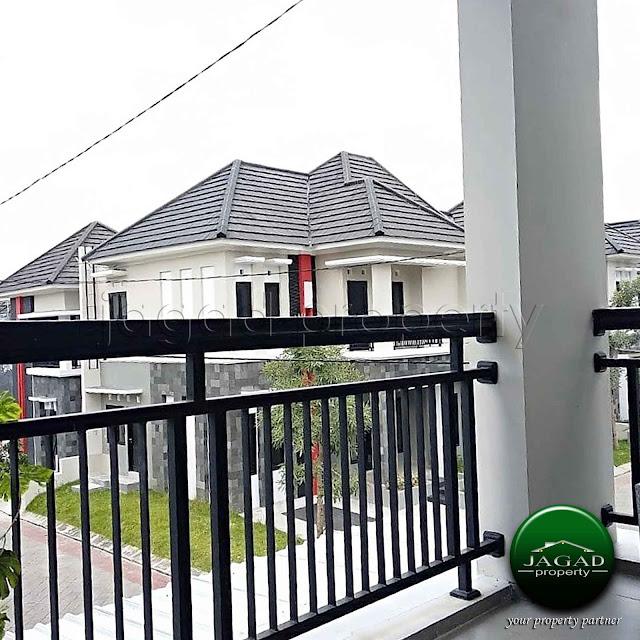 Rumah dalam Perum dekat Kraton Jogja