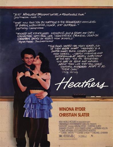 Ver Escuela de jóvenes asesinos (Heathers) (1988) Online