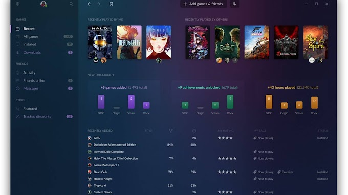 Download GOG Galaxy 2 Beta