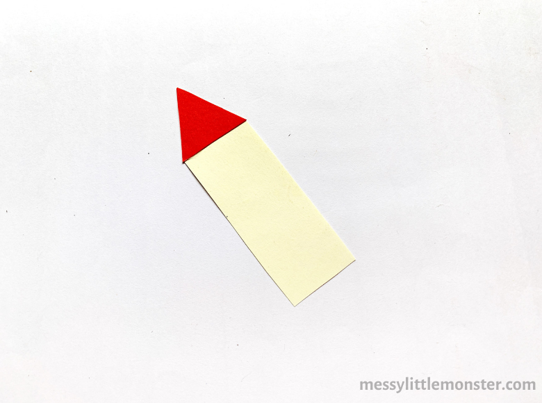 how to make a paper rocket