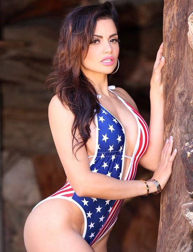A policial mais sexy dos Estados Unidos
