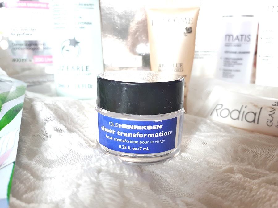 Ole Henriksen Sheer Transformation Cream, Review, Empties, The Style Guide Blog