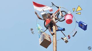 ( PNG - CDR - AI - GIF ) Download Logo HUT RI ke 75 Tahun 2020 Resmi Dari Pemerintah SETNEG
