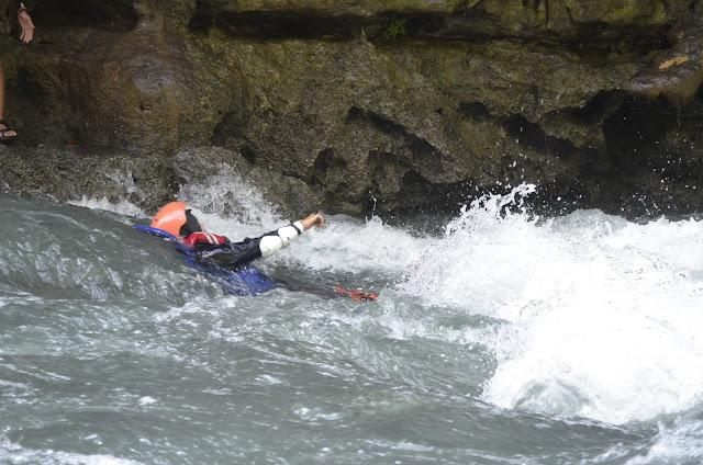 Liburan Seru Body Rafting Bersama Cijulang Adventure