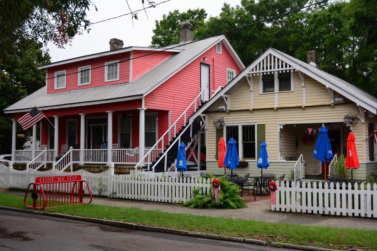 Pensacola Old Town