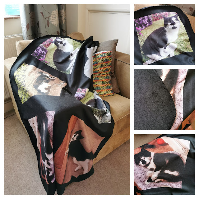 Wanapix offer amazing personalised photo gifts including blankets, suitable for all occasions