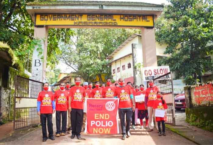 Rally conducted on World Polio Day