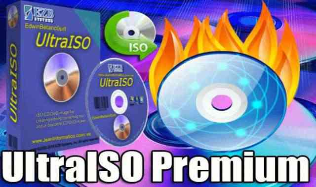 تحميل وتفعيل ultraiso full برنامج حرق الاسطوانات وعمل الاقراص الوهمية اخر اصدار