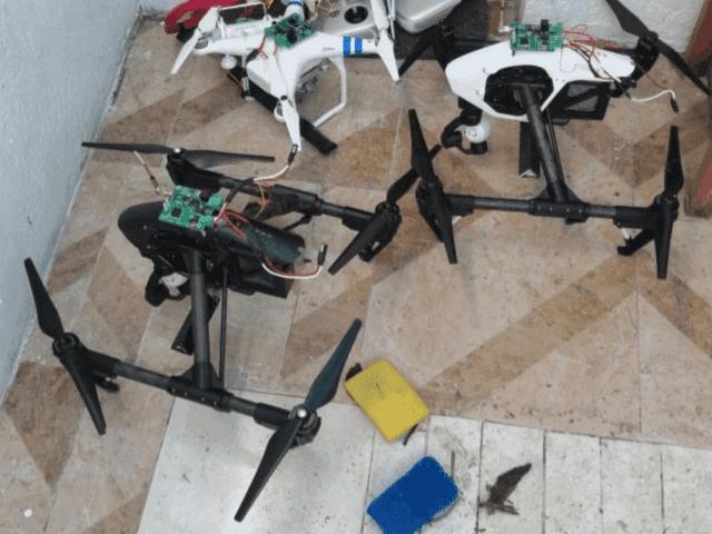 La fuerza aérea de El Mencho, drones cargados con explosivos puro terrorismo al estilo Pablo Escobar