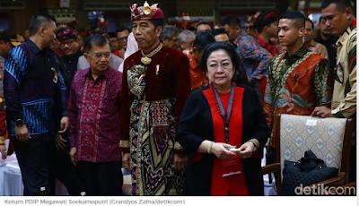 Trending hari ini !! PDIP Mengunci Kursi: Menteri Terbanyak dan Ketua DPR