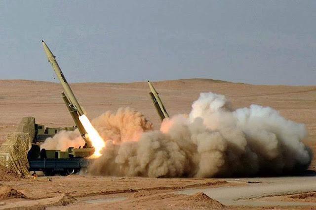 Irán ataca base de Estados Unidos y mueren 80 soldados