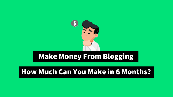 How you can make money from blogging and how much money you can make from your blog?
