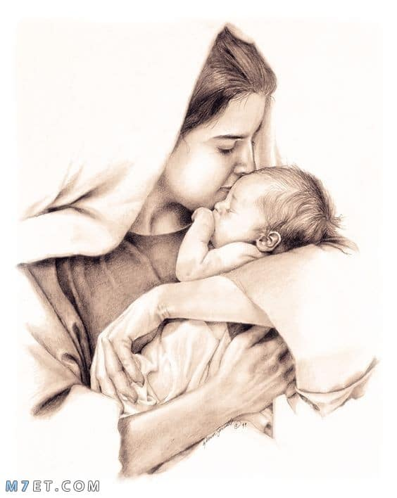 أمومة القلب هي تلك الامومة التي تعيشها القلوب بعيداً عن الاجسام