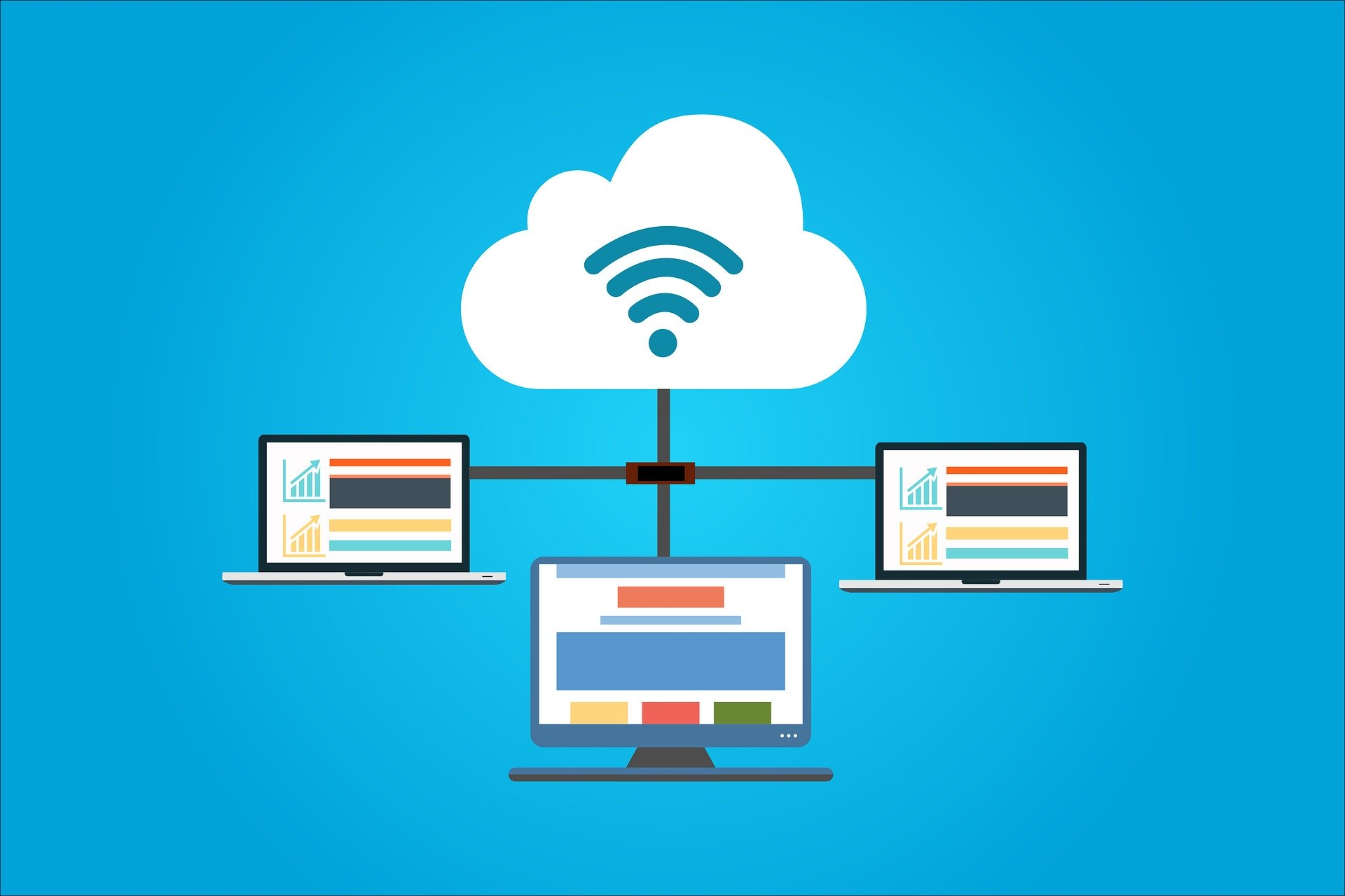 Perbedaan dalam Hosting, Server dan Domain