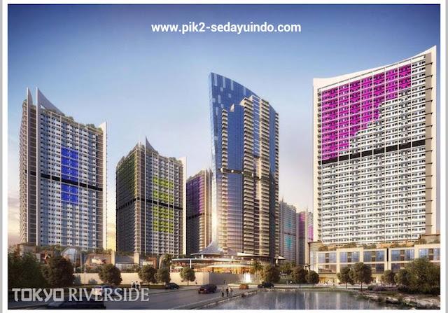 Pre-launching Tokyo Riverside Apartment PIK 2 Jakarta
