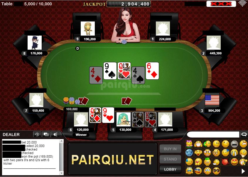 Petunjuk Dan Panduan Cara Bermain Poker Online Pkv Games Judi Bandar Poker Dan Qiu Qiu Online Pairqiu Com