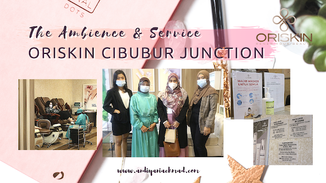 Treatment Glowing Facial di Oriskin Cibubur Junction
