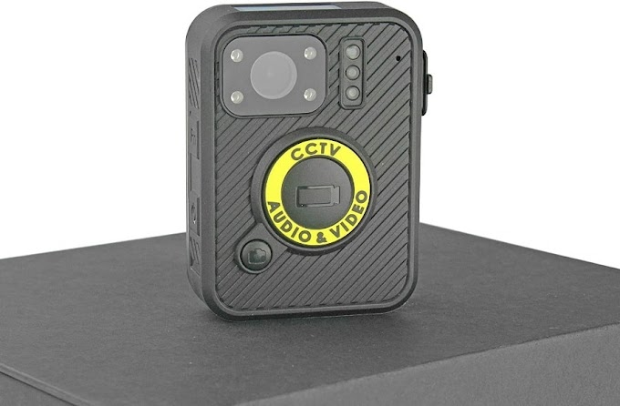 RX-3 Lite Body Worn CCTV Camera Review