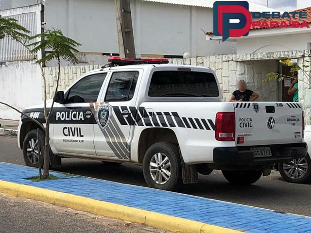 Menor de 15 anos envolvido em tentativa de assalto à concessionária da Honda é apreendido pela Polícia Civil em Sousa