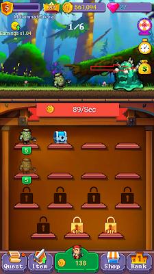 dollar gratis dari game tiny crash
