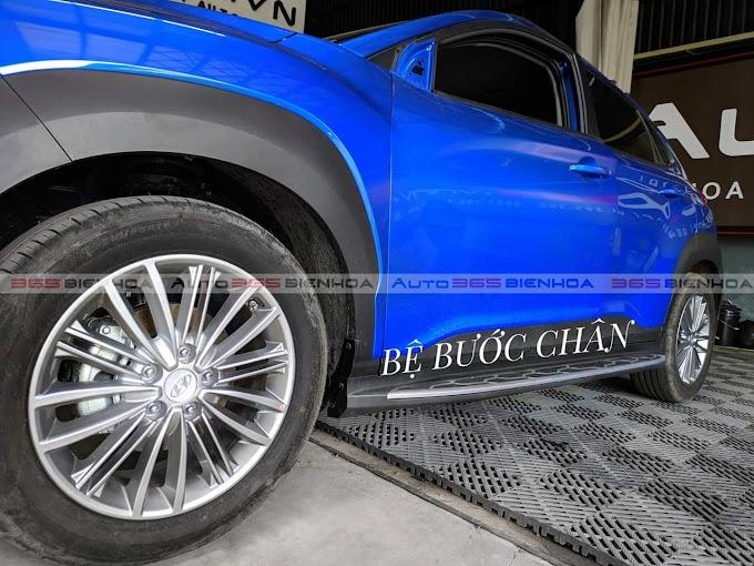Huyndai Kona đến với Auto365.vn Biên Hòa nâng cấp 1 số món đồ cho xế cưng