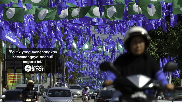 Politik Aneh di Terengganu