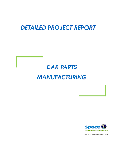 Project Report on Car Parts Manufacturing