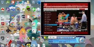 Nonton UseeTV di PC menggunakan PCI TV Tunner Philips 7130 dan STB Telkom Indihome