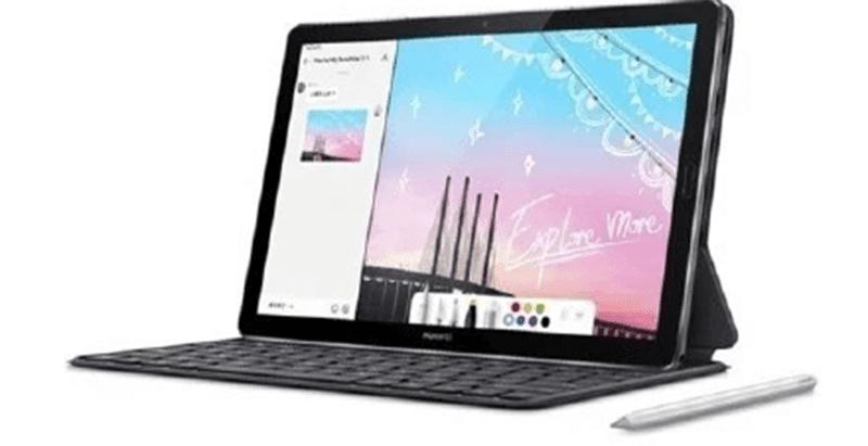 Huawei MatePad 10.8 leaks, will feature the Kirin 990 SoC