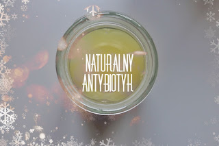 Naturalny antybiotyk DIY