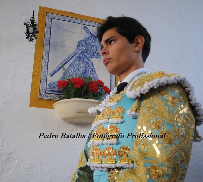 Juanito amanhã na Feira Taurina de San Juan em Badajoz