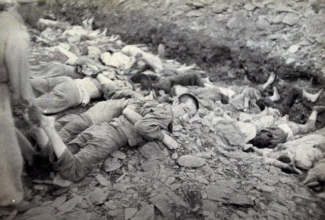En Danjeon 1.800 prisioneros políticos fueron ejecutados por el bando surcoreano en 3 días