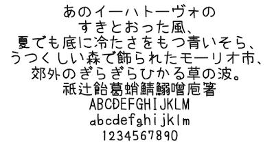 download-font-keren