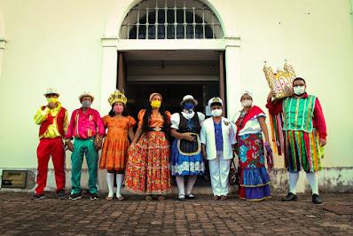 Junho Alagoano encerra 2ª edição com mestres da cultura popular.