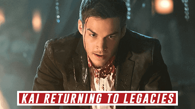kai returning to legacies