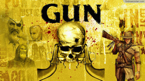 Gun a game like red dead redemption