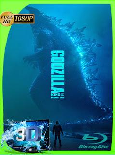 Godzilla II: El Rey de los Monstruos (2019) 3D SBS [1080p] Latino [GoogleDrive] SilvestreHD