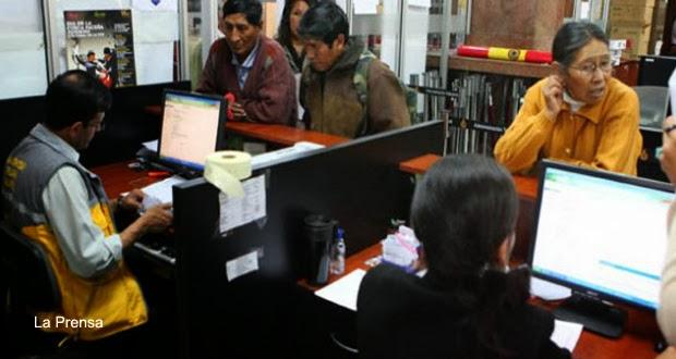 La Paz: Revilla denuncia que un 30% de propietarios de inmuebles engaña al pagar impuestos